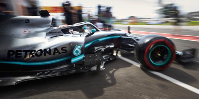 Avusturya'da F1 şöleni başladı