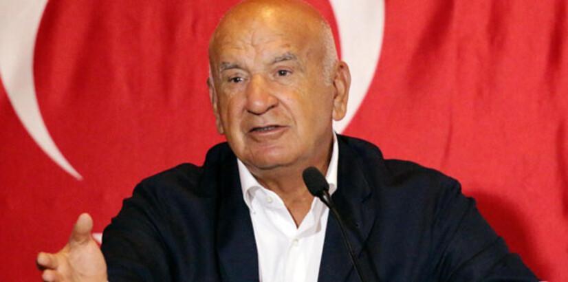 Antalyaspor Kulübü Başkanı Fikret Öztürk oldu