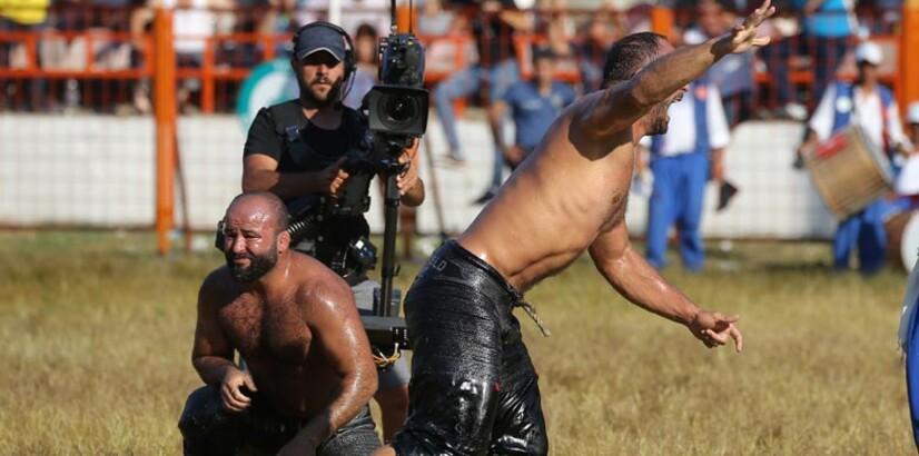 658. Tarihi Kırkpınar Yağlı Güreşleri'nde şampiyonluk böyle geldi!