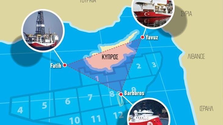 """Akdeniz'de """"Türk üçgeni"""""""
