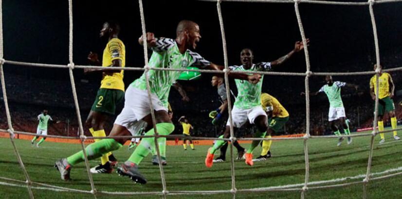 Nijerya-Güney Afrika: 2-1