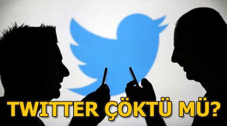 Twitter çöktü mü? Twitter'a neden erişim sağlanamadı? (11 Temmuz) Bakanlıktan açıklama