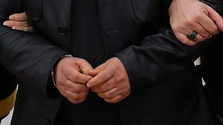 """FETÖ'nün sözde """"Isparta il imamı"""" ile eşi tutuklandı"""