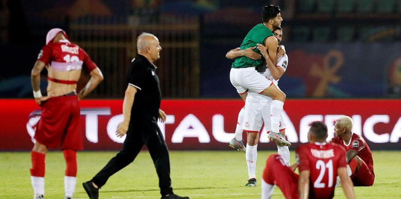 Tunus çeyrek finalde gol yağdırdı! Rakip...