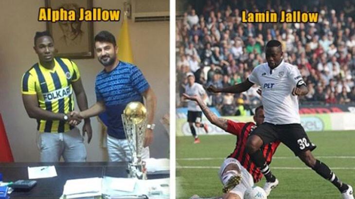 Böylesini görmediniz! Yanlış futbolcu transfer edilmiş...