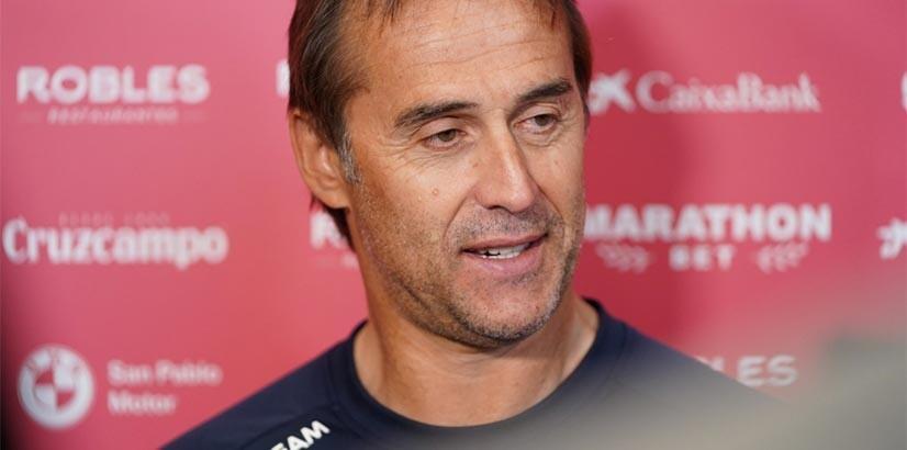 Lopetegui: Fernando bize çok faydalı olacaktır