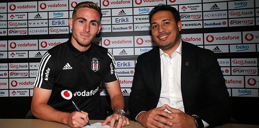 Beşiktaş transferi 19.03'te duyurdu!