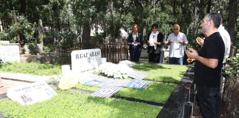 Eski Fenerbahçe başkanlarından Faruk Ilgaz anıldı