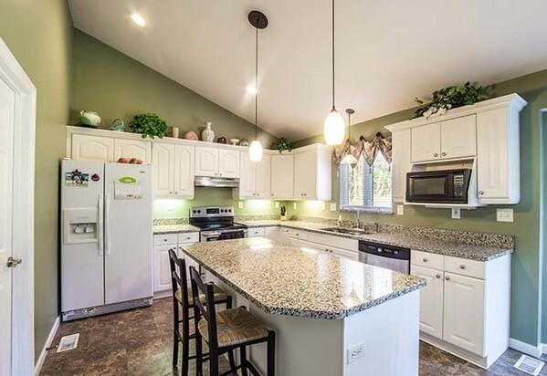 Bu yaz mutfağınızı şekillendirecek renkler ve stiller