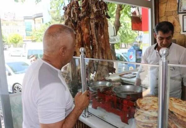 Siirt'in meşhur lezzeti: Büryan kebabı