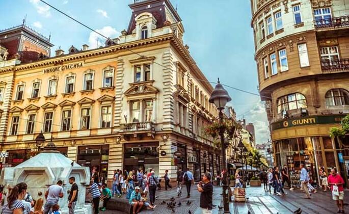 Balkanların en büyük kentlerinden biri