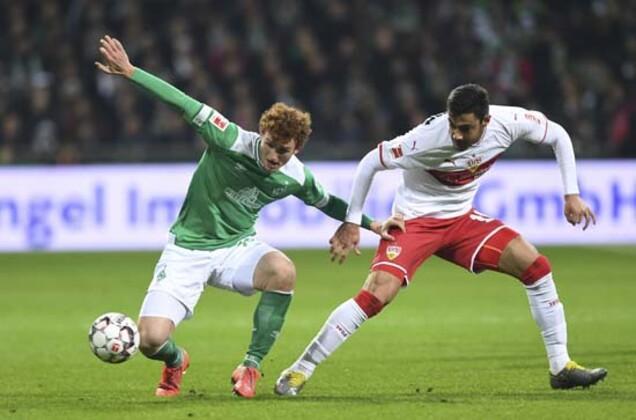 Galatasaray'dan sezon başından 12 milyon euro karşılığında Bundesliga ekibi Stuttgart'a transfer olan Ozan Kabak'a kötü haber...(Onur Dinçer / Skorer Dış Haberler)
