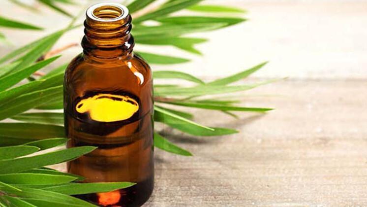 Sivilceler için çay ağacı yağı maskesi tarifiMalzemeler: