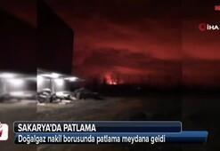 Sakaryada patlama