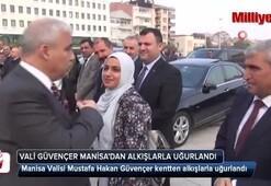 Mustafa Hakan Güvençer alkışlarla uğurlandı
