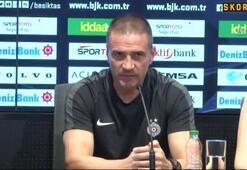 Zoran Mirkovic: Atmosferden çekinmiyoruz
