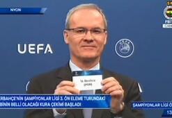 Fenerbahçe Şampiyonlar Ligi 3. ön eleme turunda Benfica ile eşleşti