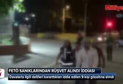 Bursada FETÖ sanıklarından rüşvet alındı iddiası