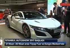 İstanbul Autoshow 2017 - Honda