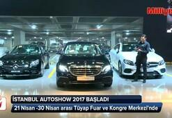 İstanbul Autoshow 2017 - Mercedes