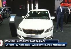 İstanbul Autoshow 2017 - Peugeot