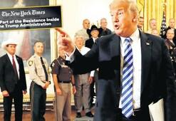 Trump'a karşı 'direniş'
