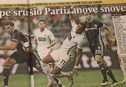Sırp basınından Pepeye övgü