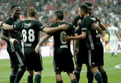Beşiktaş 3-0 Partizan (İşte maçın özeti)