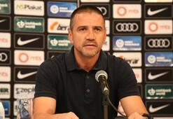 Mirkovic: Zor olacak ama yılmayacağız