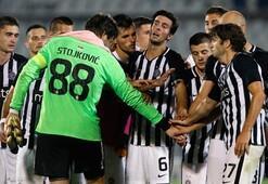 Partizan, Beşiktaşa ikinci kez rakip oldu