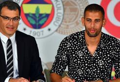 Slimani imzaladı, Comolli transferi açıkladı
