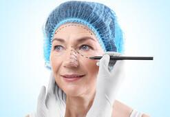 Yaşlılarda burun ameliyatı