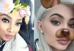 Gençler en sevdikleri Snapchat filtreleri gibi görünmek için estetik operasyon geçiriyor