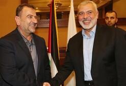 Hamasın iki numaralı ismi Aruri Gazzeye döndü