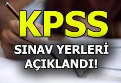 KPSS sınav giriş yerleri açıklandı 2018 KPSS lisans sınavı ne zaman