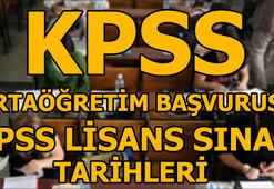 KPSS başvurusu nasıl yapılır 2018 KPSS sınav giriş belgesi