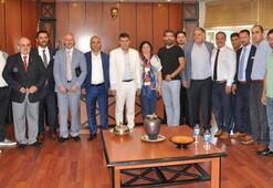 Gaziantepsporda Hasan Şahin yeniden başkan