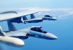 Son dakika: Çin lazerleri ABD uçaklarını lazerle hedef alıyor