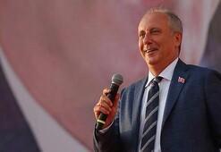 Muharrem İnce İzmirde açıkladı: Bakanlar Kuruluna her partiden üye alacağım