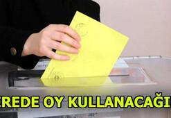 Nerede oy kullanacağım YSK seçmen sorgulama| e Devlet giriş