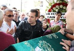 Denizde boğulan şarkıcı Onurcan Özcana son veda