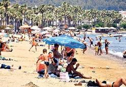Marmaris doldu turizmci mutlu