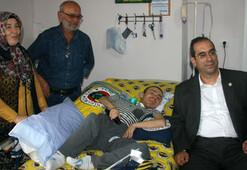 Şekip Mosturoğlundan Fenerbahçeli taraftara ziyaret