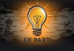 Son dakika: İşte AK Parti milletvekili adaylarının tam listesi