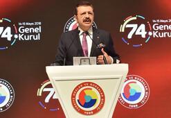Hisarcıklıoğlu yeniden TOBB Başkanı oldu