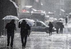 Hafta sonu havalar nasıl olacak Meteorolojiden yeni uyarı geldi