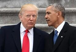 Obamadan Trumpa sert eleştiri