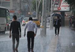 Son dakika... Meteoroloji uyarı verdi Yağışlar kaç gün devam edecek