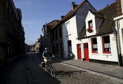 Büyüleyici bir Orta Çağ Kenti: Brugge