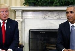 Son dakika… Trump'tan Obama'ya taş